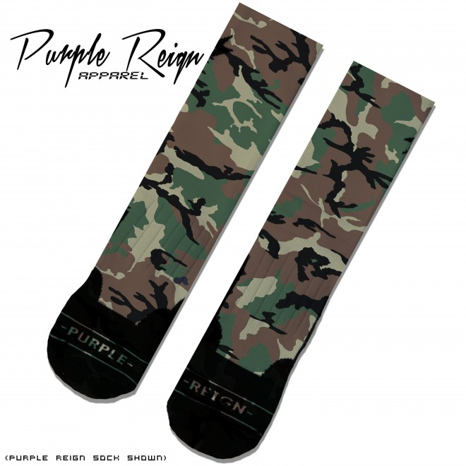 "Nike Elite Socks Camo Nike Elite ""army Camo"" Socks"