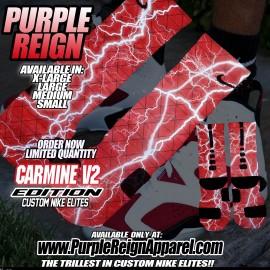 carmine socks v2