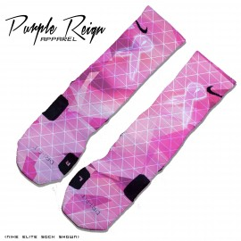 pink power socks new