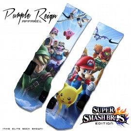 smash bros socks new