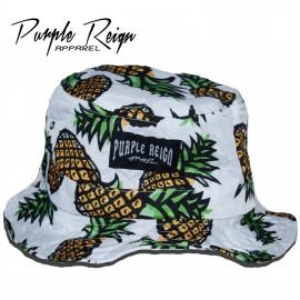New White Pineapple Bucket