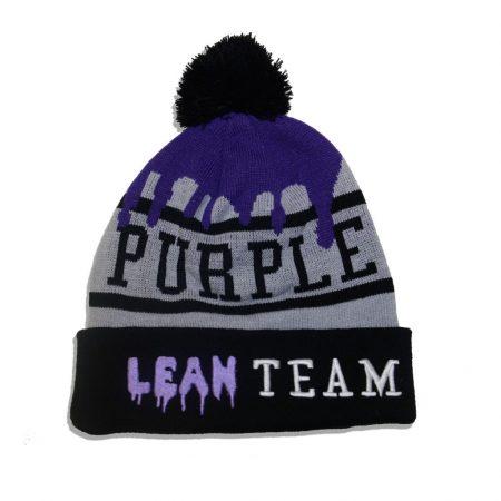 lean-team-beanie-front