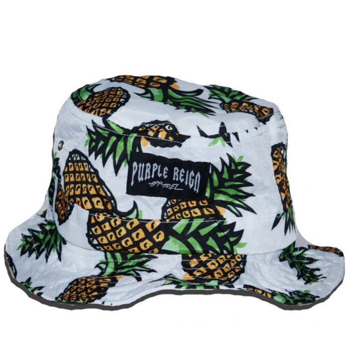 """""""Pineapple Express"""" Bucket Hat a2fe70becb0"""