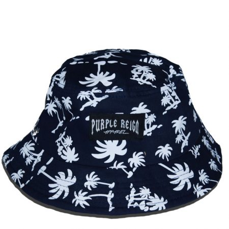 navy-palms-bucket-hat