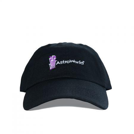 astroworld Purple Reign dad hat