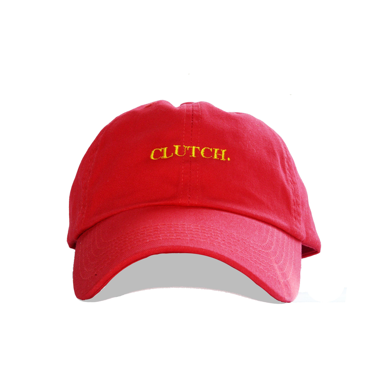 """22049334d7935 Purple Reign Clutch Dad Hat Front · """""""